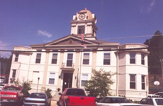 Mitchell County Courthouse- Bakersville NC