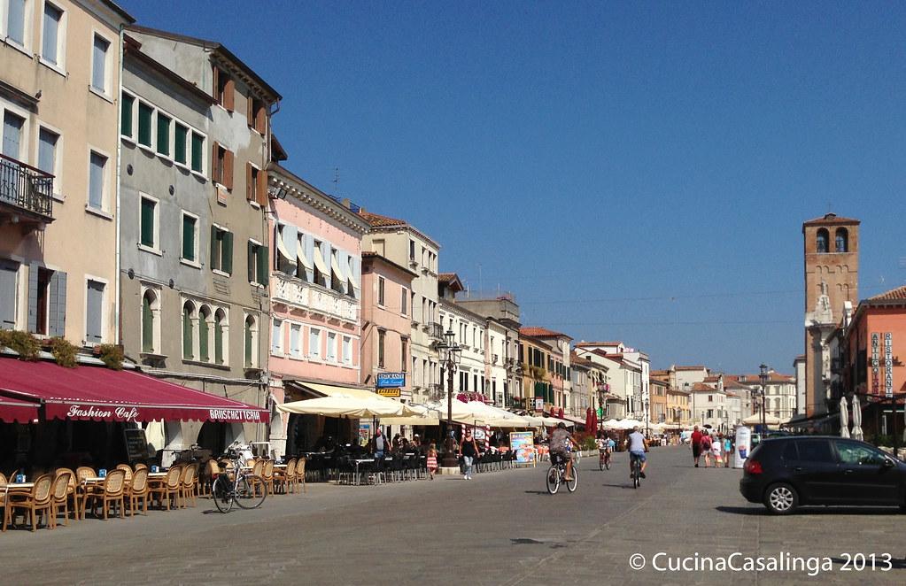 Chioggia Hauptstrasse