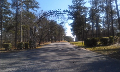 Confederate Memorial Park- Chilton County AL (1)