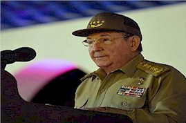 President Raul Castro on 55th anniversary of the Cuban Revolution. The anniversary took place on January 1, 2014. by Pan-African News Wire File Photos