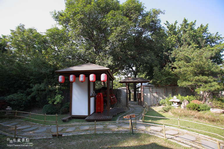 台南私藏景點--夕遊靜泊行館 (5)