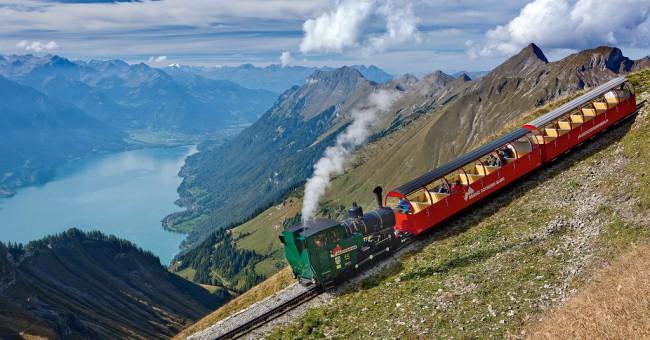 Swiss Peak Pass – nová speciální jízdenka.