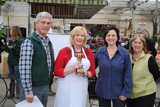 Gloria Arcuri, winner of Dearborn Market's Sunday Gravy Challenge