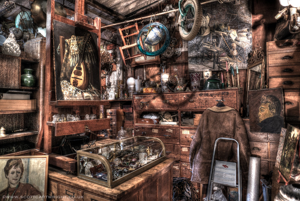 Antique Shop HDR