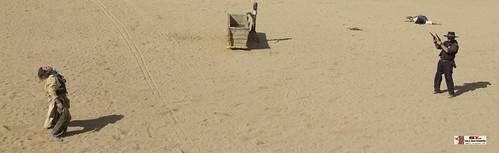 Tabernas, desierto