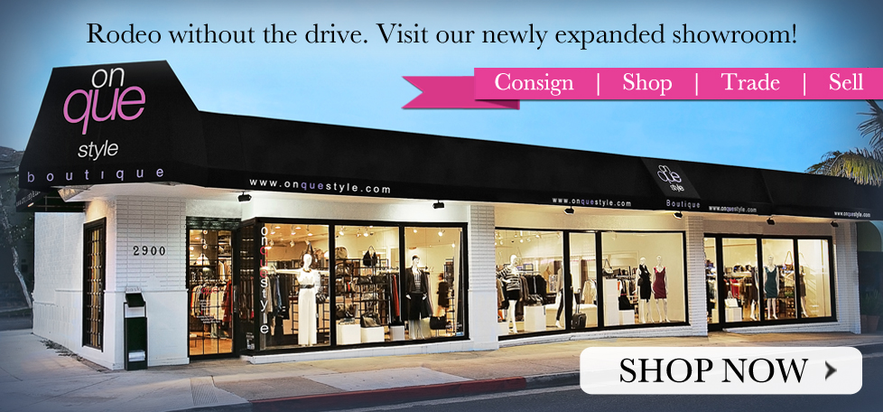 Rodeo Without The Drive. Visit Our Newly Expanded Showroom! | Consign | Shop | Trade | Sell