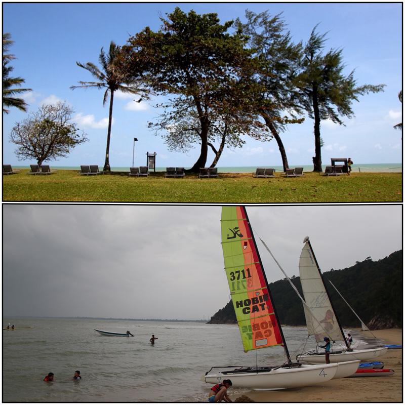 zen beach sailing