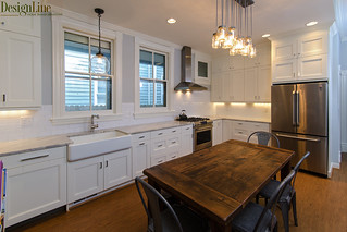 DesignLine Home Transformation - Richmond Fan District 1902 kitchen renovation
