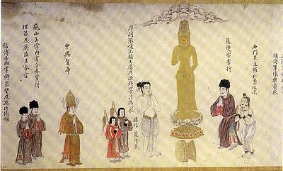 逸祈還在寫關於佛教藝術的論文,但不幸在與兩岸環保團體交流行程中,電腦當機,遺失全部的論文資料。逸祈,加油呀~~~