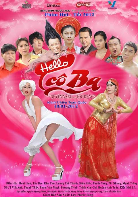 Phim Hello Cô Ba