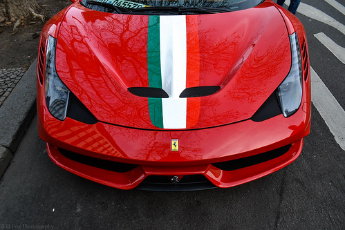 Ferrari rentals Luton