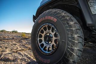 The Rock Wheels SEMA 2014 Build | January 2014 TCT Magazine