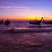 Sunset at Ao Nang by daniel.chodusov