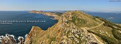 Dende o Faro (Illas Cíes, España)