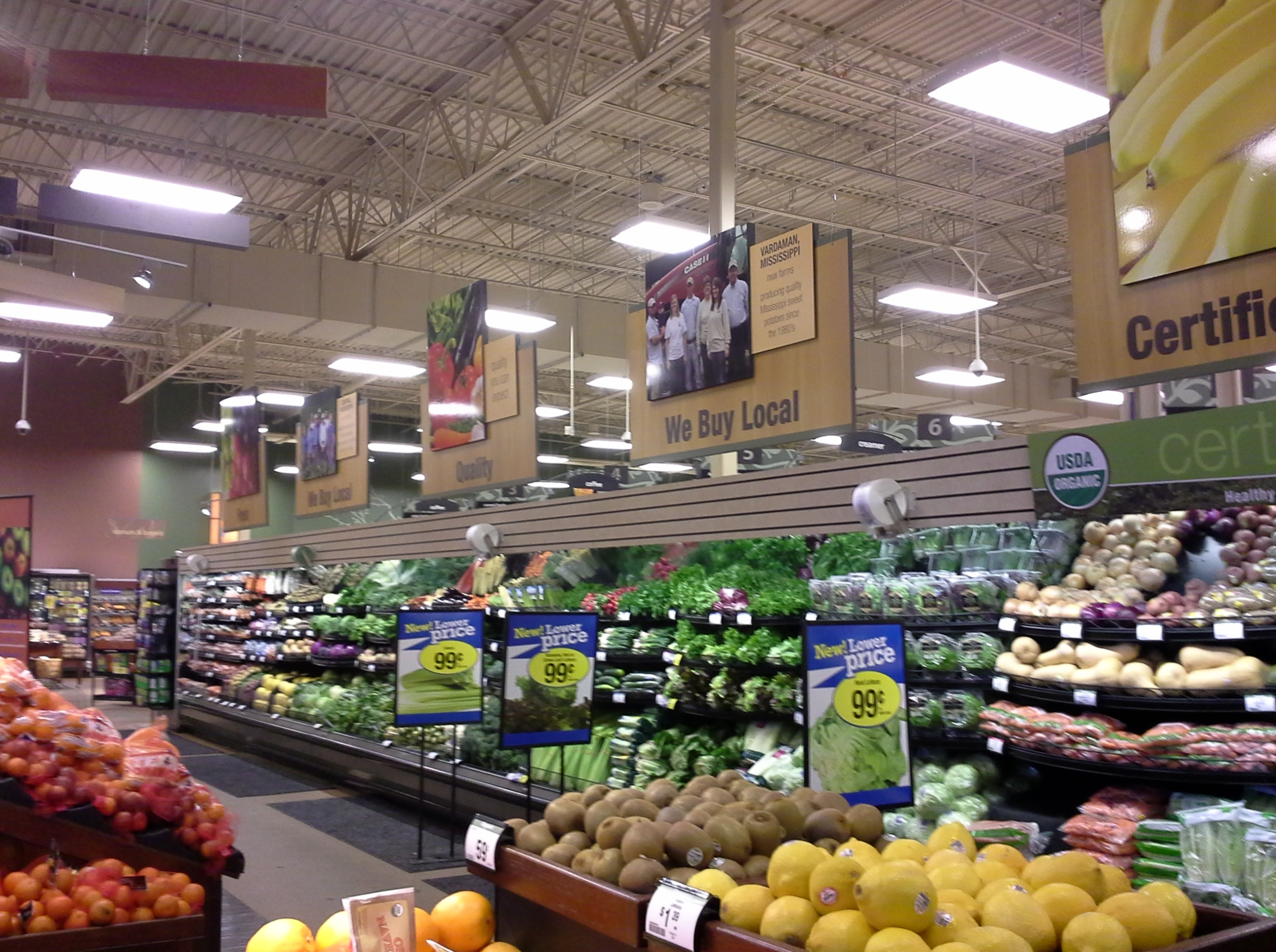 Horn Lake (MA) United States  city photos : food retail mississippi supermarket ms produce grocery remodel meats ...