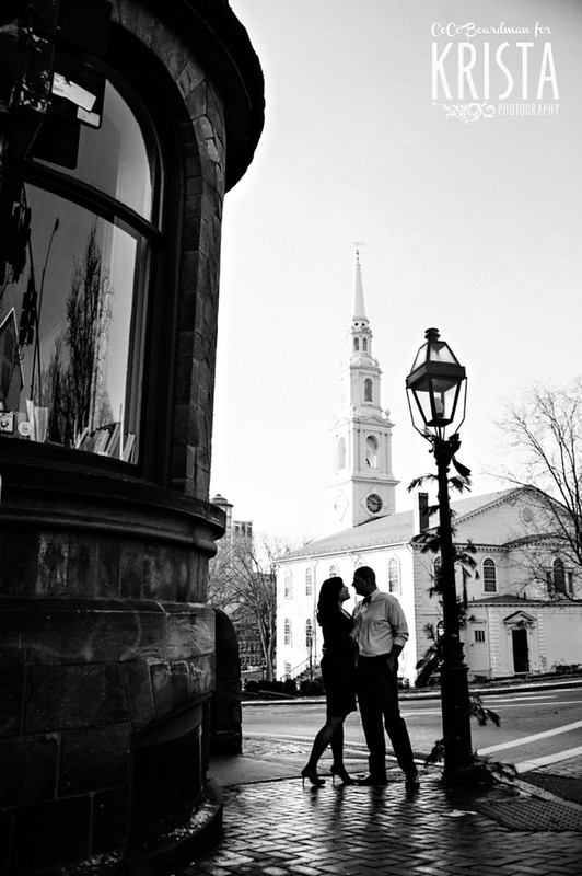 Providence, Rhode Island Engagement Session