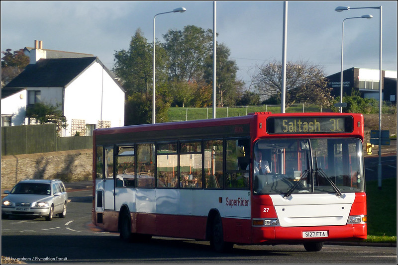 Plymouth Citybus 030