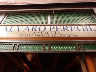 La Goleta de Álvaro Peregil (Sevilla)