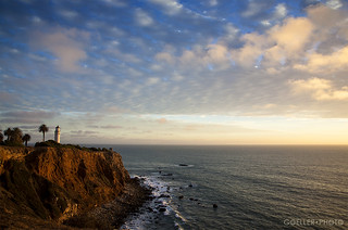 Pt Vicente Lighthouse