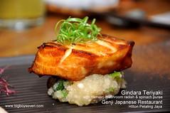 Genji Japanese Restaurant Hilton Petaling Jaya 11