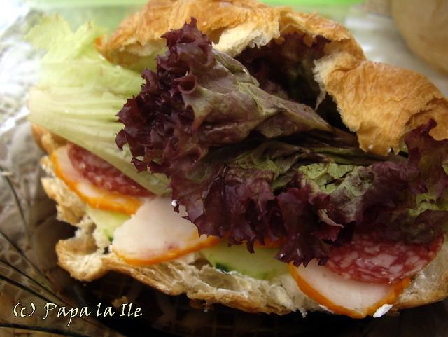 Sandwich de vacanta (1)