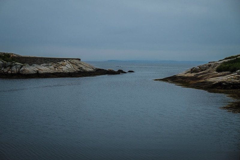Inlet at Peggy's Cove