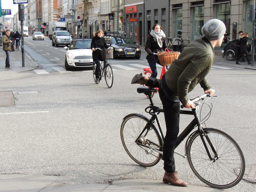 Spring in Copenhagen
