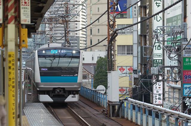 Tokyo Train Story 京浜東北線 2014年3月22日