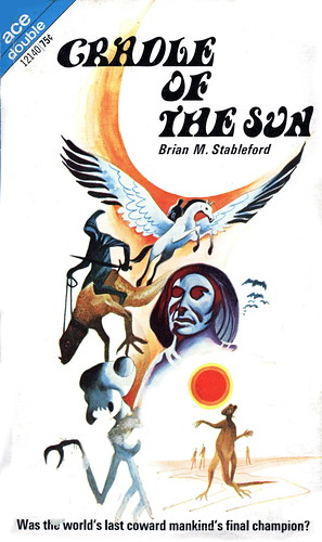 Brian M Stableford - Cradle of the Sun