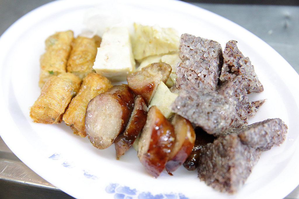 20140120台南-阿財香腸熟肉 (5)