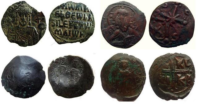 Lot de 11 Byzantine avec raretés à petit prix ! [vendu] 13584304253_c58eb5fa4e_z