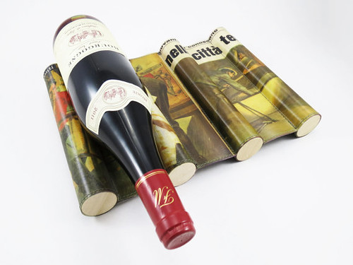 recycled-paper-wine-rack