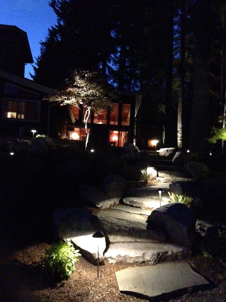 beautiful lighting. Beautiful Lighting. Lighting By Greenhaven Landscapes. Led Landscape Inc.