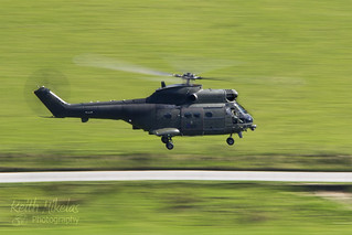Low level chopper, Mach loop, Wales