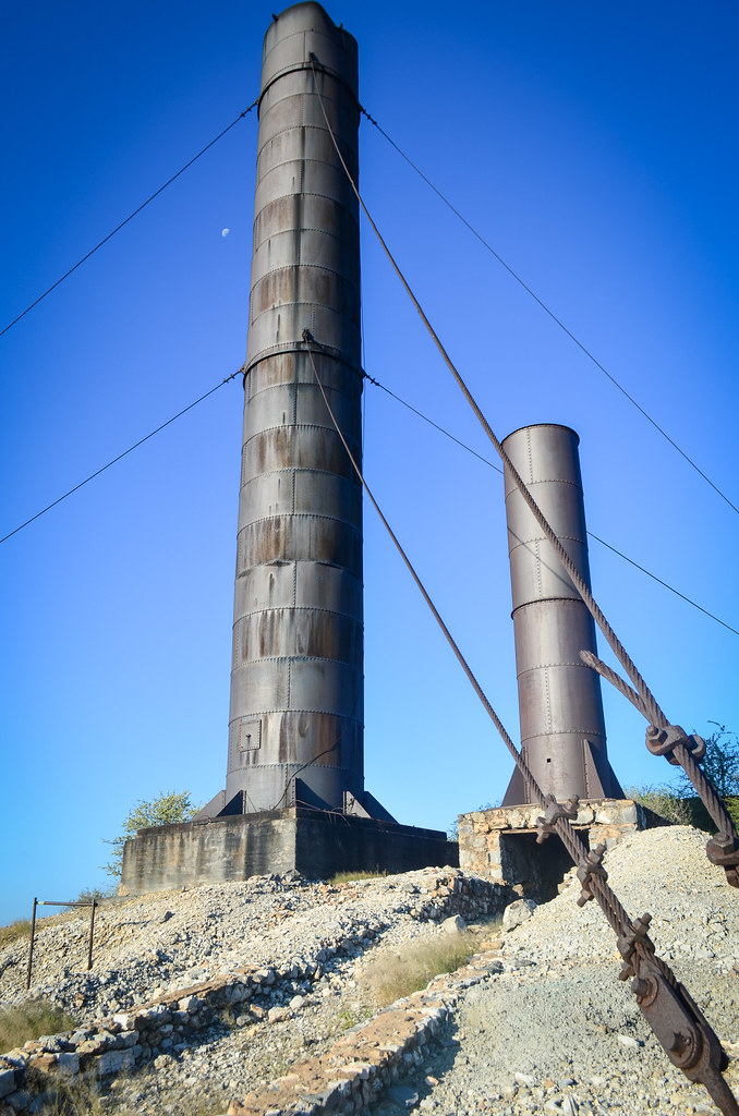 Tsumeb old smelter