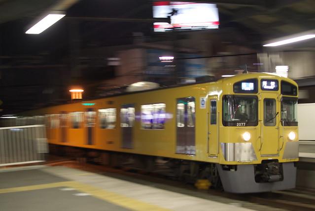 Tokyo Train Story 西武池袋線 2014年4月14日