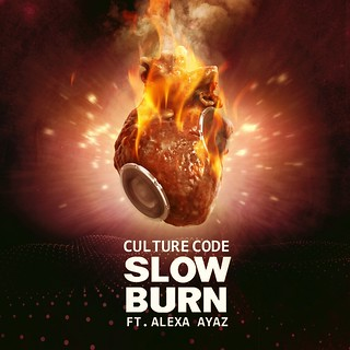 CULTURE CODE feat. Alexa Ayaz - SLOWBURN