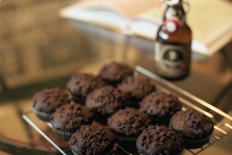 chocolate stout cupcakes
