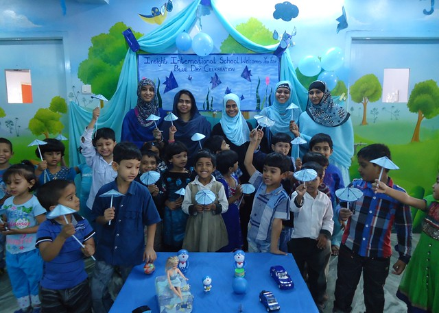 Modern schools with Islamic oriented education