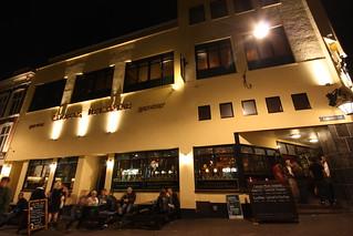 THe Fiddler Brewery.  Den Haag, Nederlands.