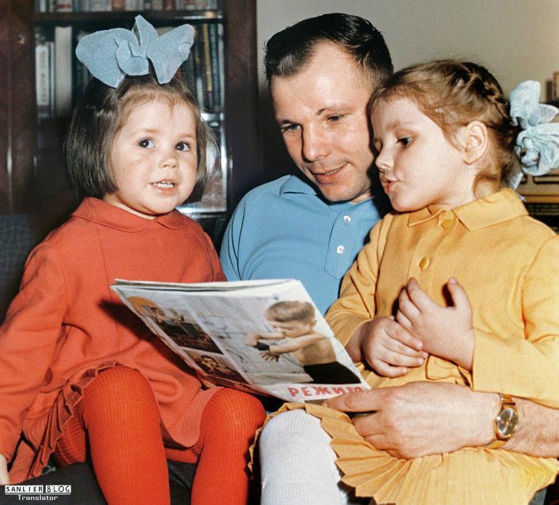 苏联名人家庭照片15