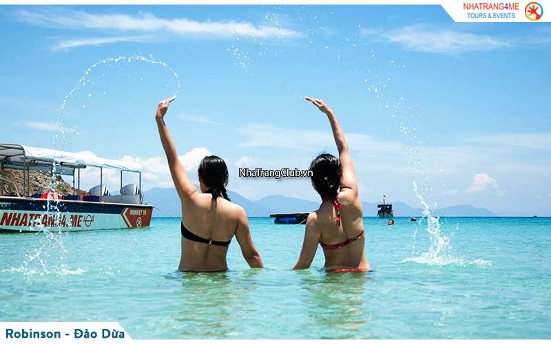 đảo dừa – robinson sẽ trở lại trong hè này!!