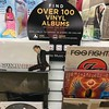 Bed Bath and Beyond carries vinyl, next to the snuggies.