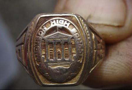 anillo de Edward Dodds