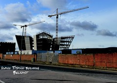 Embryonic Titanic building: 2010