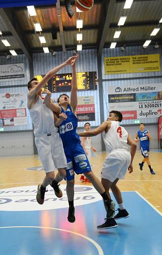 Grande Finale Fribourg Académie U16m -  Swiss Central Basket 25