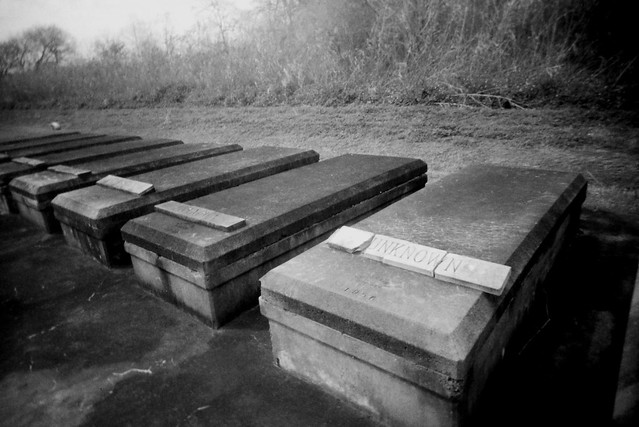Unknown graves