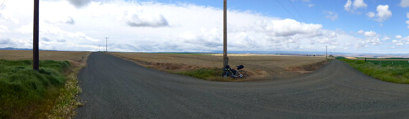 Panoramic Gravel Grinding