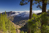 Gran Canaria sea of clouds by Alex Bramwell