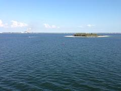 Carnival Paradise - Views of Tampa Bay